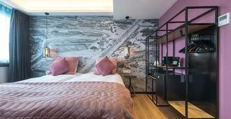 Palace Hotel - Zandvoort - Bedroom