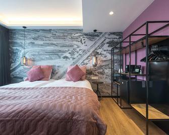 Palace Hotel - Zandvoort - Soveværelse