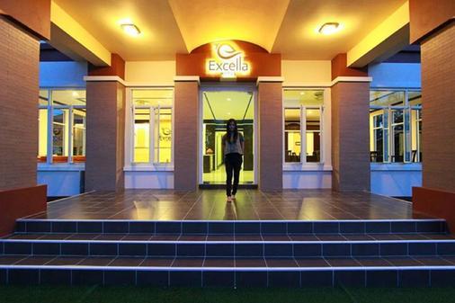 Excella Hotel - Ubon Ratchathani - Toà nhà