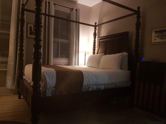 Suites of Euston - Σαρλότετάουν - Κρεβατοκάμαρα