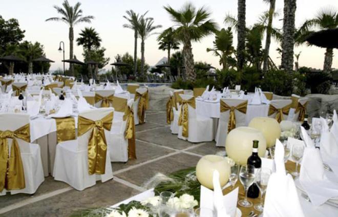 SH Villa Gadea - Altea - Banquet hall
