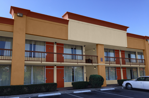 Econo Lodge Savannah Gateway I-95 - Savannah - Rakennus