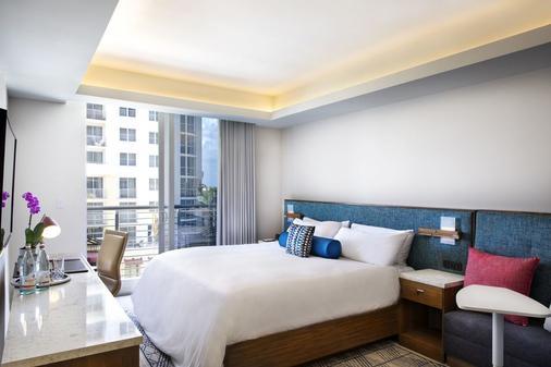 Circ Hotel - Hollywood - Bedroom