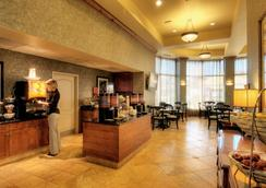 Hampton Inn & Suites Greenville-Downtown-RiverPlace - Greenville - Nhà hàng