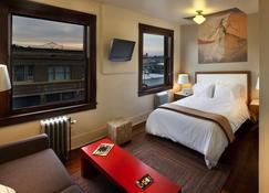 Selina Commodore Astoria - Astoria - Soveværelse