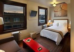 Commodore Hotel - Astoria - Makuuhuone