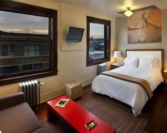 Selina Commodore Astoria - Astoria - Schlafzimmer