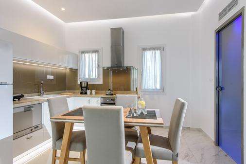 Elysian Suites - Hersonissos - Kitchen