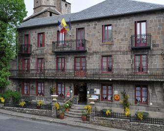 Hostellerie du Beffroy - Besse-et-Saint-Anastaise - Bâtiment