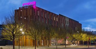 Moxy Copenhagen Sydhavnen - Kopenhagen - Gebäude