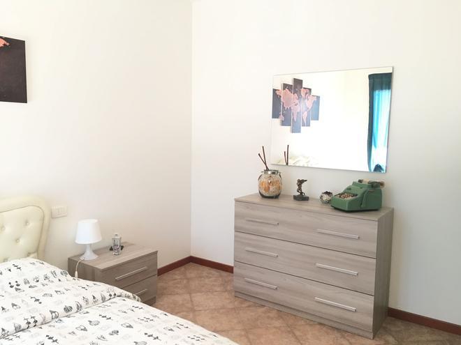 Alla Salute Apartments - Verona - Bedroom