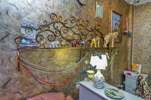 Hotel Natali - Krasnodar - Front desk