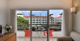 أكوالوث لاجوس هوتل آند أبارتمنتس - إس هوتلز كوليكشن - لاغوس (البرتغال) - غرفة معيشة