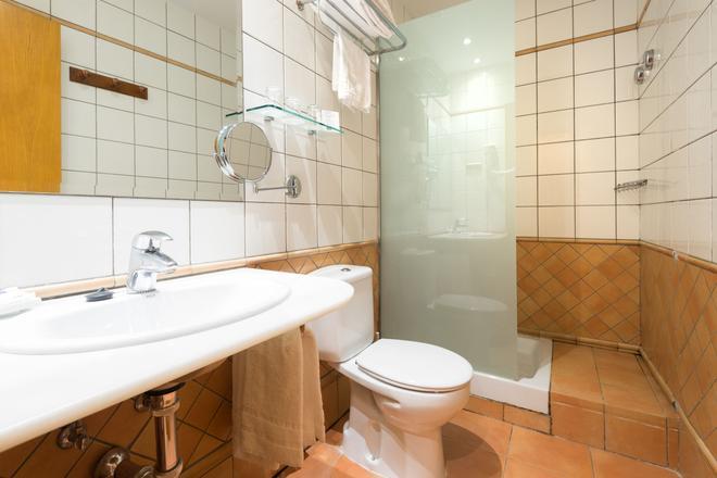 佩薩爾旅館 - 馬德里 - 馬德里 - 浴室