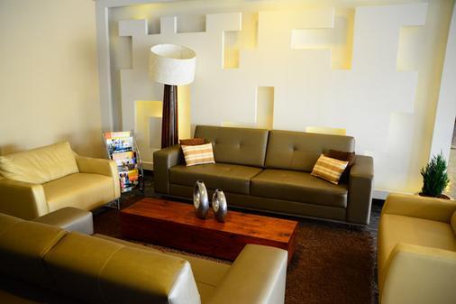 Hotel Do Forte - Macapá - Living room