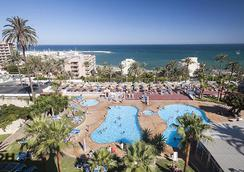 Hotel Best Siroco - Málaga - Pool
