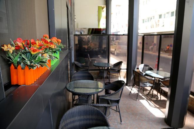 Hotel Du Plateau - Dakar - Dining room