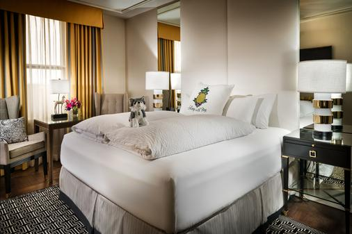 Staypineapple, An Elegant Hotel, Union Square - San Francisco - Makuuhuone