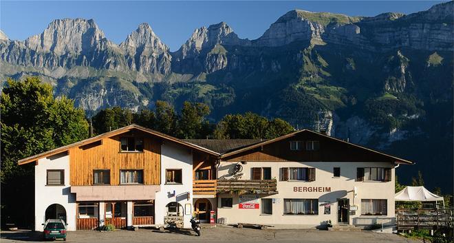 Hotel Restaurant Bergheim - Flums - Building