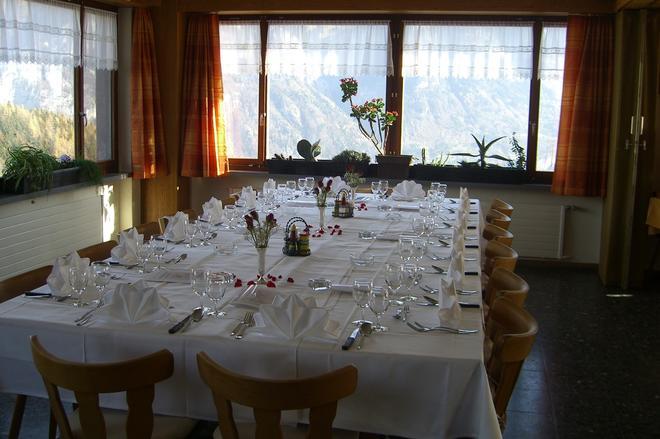 Hotel Restaurant Bergheim - Flums - Banquet hall