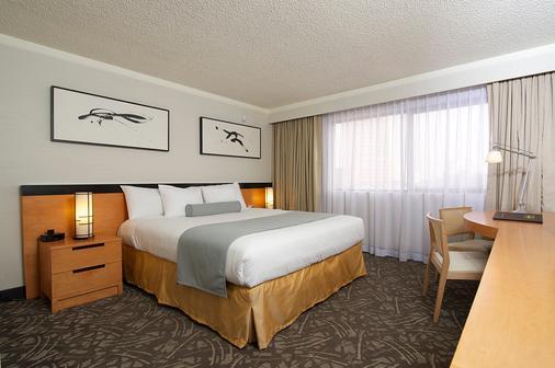 Miyako Hotel Los Angeles - Los Angeles - Bedroom