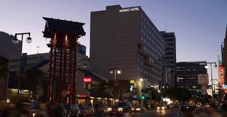 Miyako Hotel Los Angeles - Лос-Анджелес - Здание