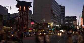 Miyako Hotel Los Angeles - Los Angeles - Gebäude