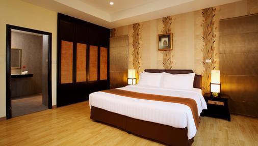 Nova Park - Trung tâm Pattaya - Phòng ngủ