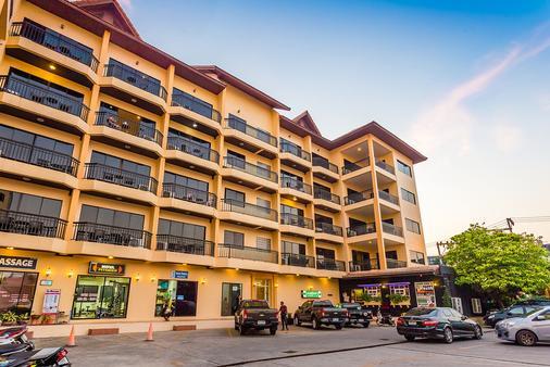 Nova Park - Trung tâm Pattaya - Toà nhà