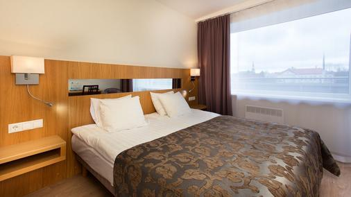 Pärnu Hotel - Pärnu - Phòng ngủ