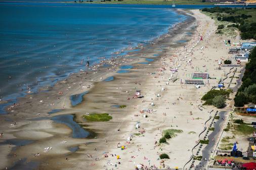 Pärnu Hotel - Pärnu - Bãi biển