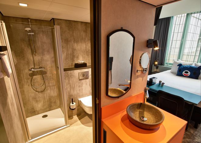阿姆斯特丹劇院區罕布希爾飯店 - 阿姆斯特丹 - 浴室