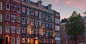 The ED Amsterdam - אמסטרדם - בניין