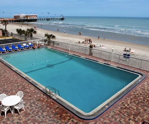 Comfort Inn And Suites Daytona Beach