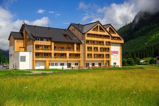 COOEE alpin Hotel Dachstein - Gosau - Building