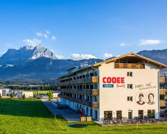 COOEE alpin Hotel Kitzbüheler Alpen - St. Johann in Tirol - Gebouw