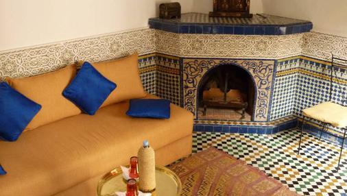 Riad La Cle de Fes - Fez - Living room