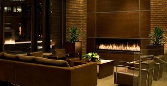 卡加利市中心萬豪三角洲酒店 - 卡加立 - 卡加利 - 休閒室