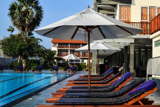 Marina Beach Passikudah - Kalkudah - Pool