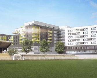 Campanile Rouen Mermoz - Rouen - Building