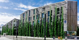 Green City Hotel Vauban - Friburgo in Brisgovia - Edificio