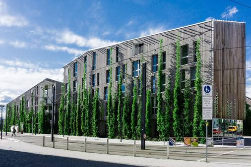 Green City Hotel Vauban - Freiburg im Breisgau - Building