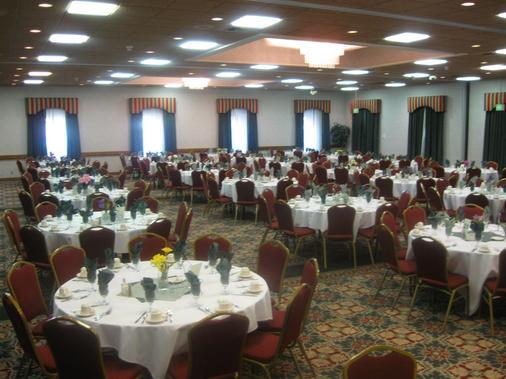 Fairbridge Hotel & Conference Center Yakima - Yakima - Banquet hall
