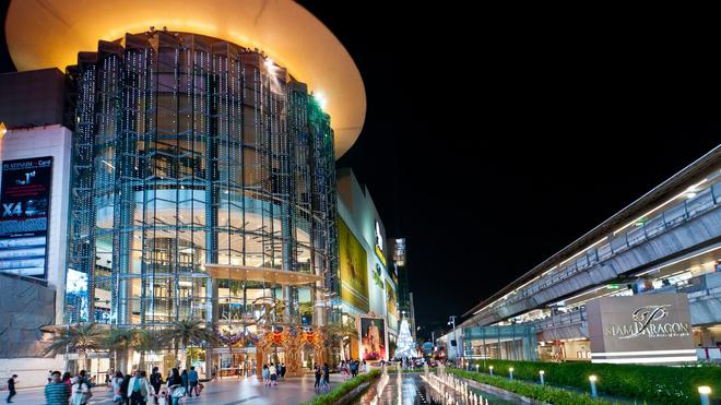 Novotel Bangkok on Siam Square - Bangkok - Rakennus