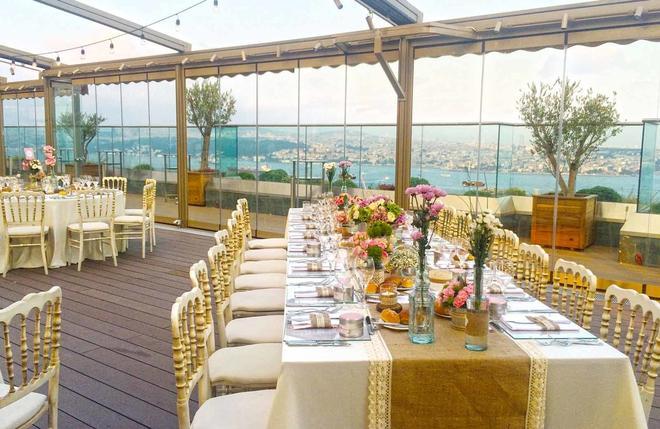 CVK Park Bosphorus Hotel Istanbul - Istanbul - Banquet hall