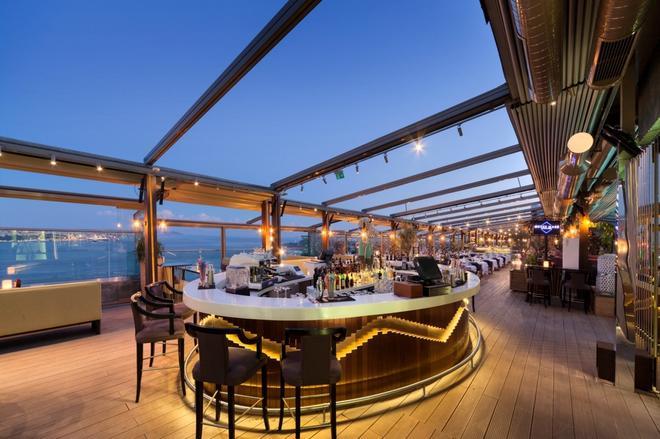 CVK Park Bosphorus Hotel Istanbul - Istanbul - Bar