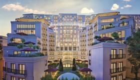 CVK Park Bosphorus Hotel Istanbul - Istanbul - Bâtiment