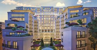 CVK Park Bosphorus Hotel Istanbul - Istanbul - Bygning