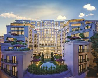 CVK Park Bosphorus Hotel Istanbul - Estambul - Edificio