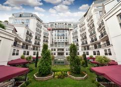 CVK Park Bosphorus Hotel Istanbul - Istanbul - Edificio